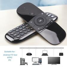W1 Keyboard Mouse Wireless 2.4G Fly Air Mouse Remote Control for Android TV Box