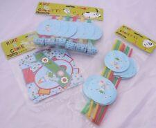 Rire & Confetti set un pack langue de belle-mères,pailles et guirlande anniv
