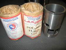 1984 1985 1986 1987 Polaris INDY 600_597cc Liquid Triple NEW Cylinder Sleeve x3