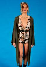Peppermayo Toby Heart Ginger floral velvet bodysuit Size S RRP 75.00