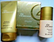 Oriflame, Miss Giordani, edp, deo, balsam, zestaw perfumowany