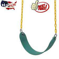 Heavy Duty Outdoor Swing Seat Set Accessories Replacement Swings Slides Gyms
