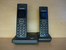 Panasonic KX-TG7922EB Twin Cordless Phone With Answer Phone Boxed
