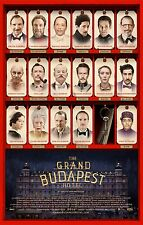 The Grand Budapest Hotel (2014) Movie Poster (24x36) - Ralph Fiennes NEW