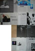 ⭐⭐⭐ 12,5  Seiten / Pages ⭐ Moby⭐Richard Melville Hall ⭐Collection / Sammlung ⭐⭐⭐