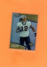 2011 TOPPS FINEST REFRACTOR MARQUES COLSTON #115 *18730