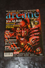 Arcane - The Roleplaying Magazine - Februar 97(RPG//Games)