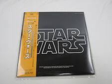 Star Wars OST 35MW0032/3 with OBI Japan VINYL  LP