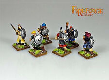 Fireforge Games - Deus Vult - Arab Heavy Infantry - 28mm