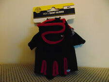 Gold's Gym Workout Exercise Gloves Men's or Women's Tacky Weight Lifting