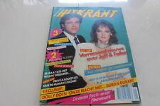 HITKRANT # 25 1984 DYNASTY DOLLY DOTS DURAN CYNDI LAUPER MICHAEL JACKSON LENNOX