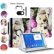 Funda tablet 10.1' para lenovo Smart TAB m10 LTE funda bolsa estuche v3 360