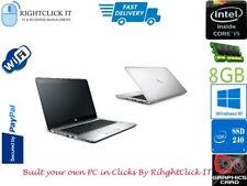 HP Elite Book 840 G3 Intel Core i5-6300U 6th Gen @2.40, 8GB,240SSD Win10 (R 225)