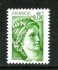 N° 5183 SABINE DE GANDON VERTE DU CARNET 40 ANS DE LA SABINE DE GANDON NEUF **