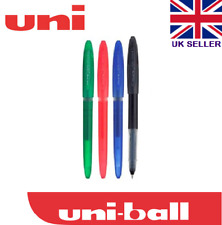 UNI-BALL UM170 SIGNO GEL STICK 0.7mm PEN BLACK+BLUE+RED+GREEN
