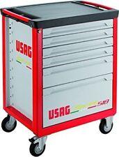 CARRELLO USAG - 518 S6V VUOTO Porta utensili porta attrezzi cod. U05180104