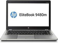 "New listing Hp EliteBook Folio 9480m i5-4310U 2.0Ghz, 8Gb, 128Gb Ssd, 14"", No Os - Grade C"