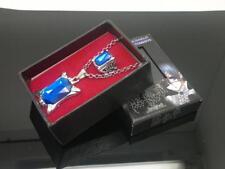 Black Butler Kuro Ciel Sebastian ring & necklace set