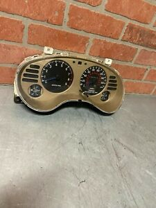Mitsubishi eclipse gsx Speedometer Cluster With Turbo