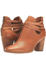 Frye Soft Leather women Whisky ankle Bootie Boots shoes  size 10  New