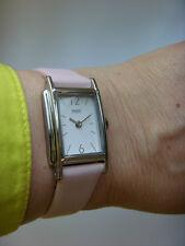 M&m Germany reloj fantastico m11896-643 mini Square colgante rosa