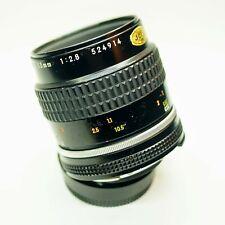 Nikon - MICRO NIKKOR 55mm f:2.8
