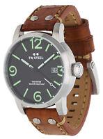 TW STEEL Herren Armbanduhr Maverick braun MS11