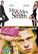 Very Good, Mr And Mrs Smith/Fight Club [DVD], , DVD