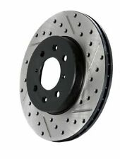 StopTech Drilled & Slotted Sportstop Brake Rotor, Front Right (127.61100R)