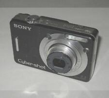 Cámara digital Sony Cyber-shot dsc-w55 - 7.2 megapíxeles-objetivamente, defectuoso