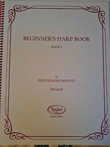 Beginner's Harp Book book 1
