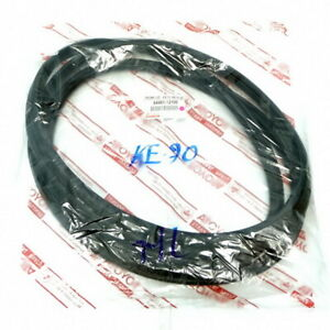 COROLLA KE70 KE75 TE72 REAR WINDSHIELD WEATHERSTRIP SEAL COUPE SEDAN  79 - 87