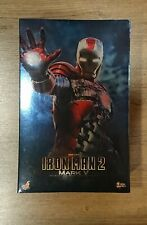 Hot Toys 1/6 Iron Man Marvel MMS145 MK5 Mark V Figure Ironman