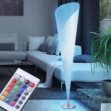 LED Stand Lese Lampe FERNBEDIENUNG Wohnzimmer Steh Leuchte Farbwechsler DIMMBAR