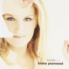 Trisha Yearwood Inside Out CD NEW 2001 HDCD Country Garth Brooks/Roseanne Cash