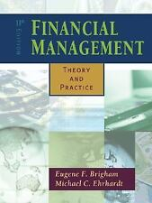Financial Management: Theory and Practice (with Thomson ONE) by Ehrhardt, Michae