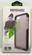 BodyGuardz Ace Pro Case for Apple iPhone 6/6S/7 Smoke/BLACK