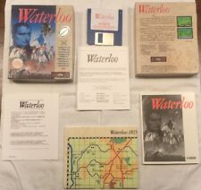 Waterloo (1989, Mirrorsoft, PSS, Commodore Amiga)