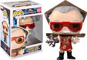 Funko Pop! Icons: Stan Lee - Stan Lee in Ragnarok Outfit Vinyl Figure #655 48565