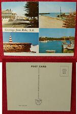 Vintage Australian Postcard. Robe, South Australia