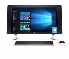 "HP ENVY 27-P014 27"" Touch AIO Desktop Intel i5-6400T 2.2GHz 12GB 1TB Window 10"