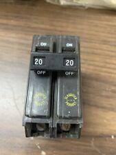 Cutler Hammer Chq220 Circuit Breaker B125