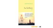 La brûlure: roman de Bataille, Christophe | Livre | état très bon