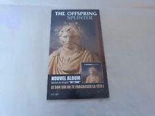 THE OFFSPRING - Splinter - PLV / DISPLAY 14 X 25 CM