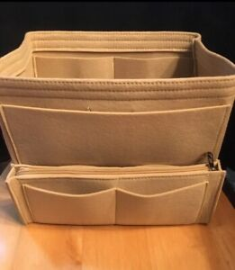Insert For Many Bags Louis Vuitton Neverfull MM Speedy 35 Tan Protector Shaper