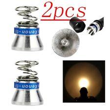2PCS TrustFire Flashlight Bulb 26.5mm Xenon Lamp 180 Lumens 6V for Surefire 6P