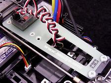 Custom FRP G10 Tamiya 4WD TA02 FWD FF 53166 OP166 Upper Radio Plate TA02SW GT2 !