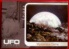 UFO - Individual Base Card #088 - Reflections In The Water - Mysterious Dome