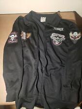 Avirex Vanguard Cotton/Polyester 75th Chapter College Jacket Men's Size Xxl