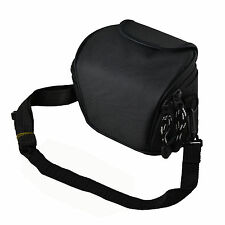 AA4 Black Camera Case Bag for POLAROID IXX5038 IXX5036 IX6038 Bridge Camera